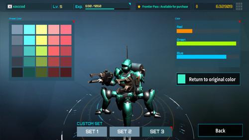 装甲边境游戏下载