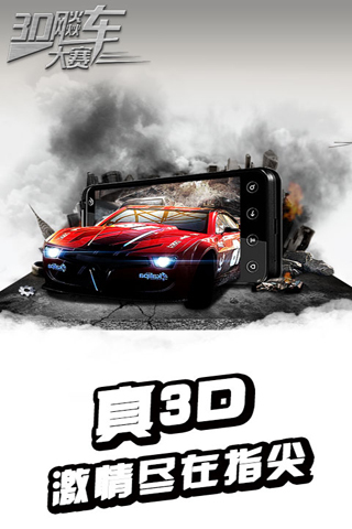 3D飚车大赛图片2